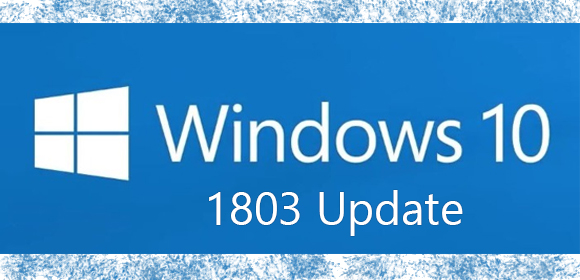 Windows 1803 Update: Windows Timeline