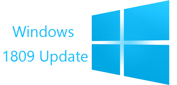 Windows 1809 Update