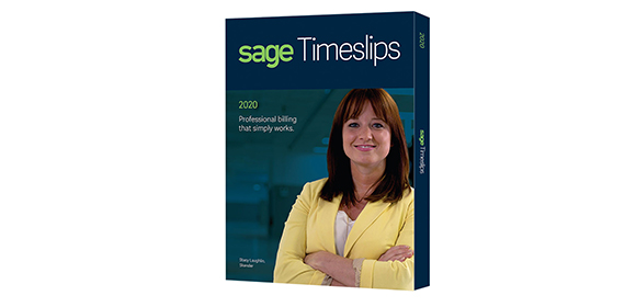 Sage Timeslips Premium March 2020 – Service Release